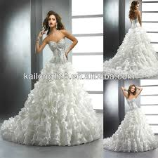 corset bodice wedding dress. aliexpress.com : buy amazing sweetheart full ball gown layers skirt chapel train applique beaded crystal bodice organza corset bridal wedding dress from a
