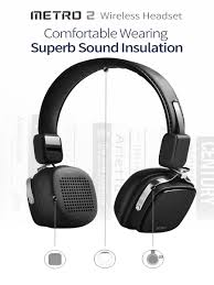 Беспроводные <b>наушники Wiwu</b> HiFi Sound <b>Metro</b>-II <b>WiWU</b> ...