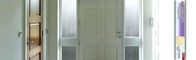 glass front door privacy front door glass cover a beautifully simple way to add privacy at your front door glass front door privacy ideas glass front door