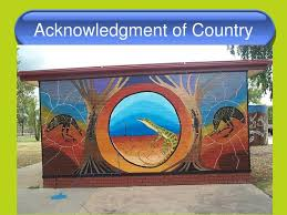 Ppt Acknowledgment Of Country Powerpoint Presentation Id
