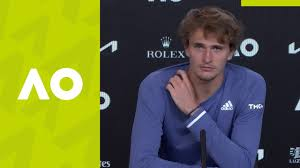 Join us for the live watchalong of this quarter final match in the australian open 2021. Alexander Zverev Very Upset With The Result Press Conference Qf Australian Open 2021 Youtube