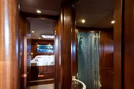 Cabin Bathroom Luxury Yacht Charter Sailing Yacht Myosotis Master Cabin And