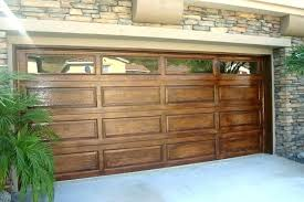 diy faux wood garage doors. Faux Wood Garage Doors New Style Steel Metal With Ranch Look They Are My  Favorite Diy . Stained Door Tutorial Garages How Grain N