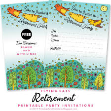 Free Retirement Announcement Flyer Template 049 Free Retirement Invitation Templates L Party Flyer