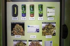 Marijuana Vending Machines In Colorado Unique Michigan To Receive Medical Marijuana Vending Machines