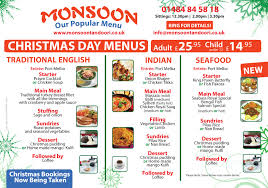 Kirklees restaurant Christmas menus: Where to have your 2013 ...