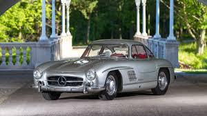 1955 Mercedes-Benz 300SL Gullwing | S188 | Monterey 2014