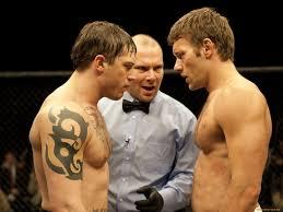обои воин Warrior том харди Tom Hardy тату ринг бой фото для