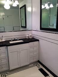 1930s bathroom remodel pictures