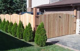 wood fence double gate. This Is A Double Gate Installed By SP Fence. Wood Fence O