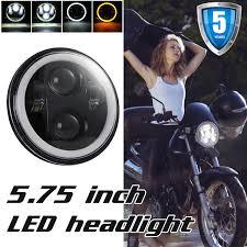 Đèn pha led hình tròn 5.75 inch chất lượng cao cho xe máy - Sắp xếp theo  liên quan sản phẩm