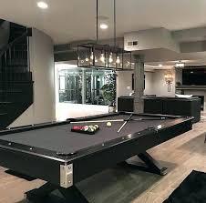 Basement Pool Room Ideas Billiard Room Ideas Love The Rich Colors A