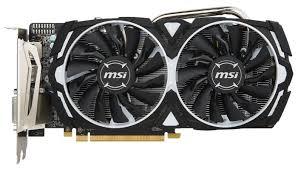 <b>Видеокарта MSI Radeon RX</b> 570 1268MHz PCI-E 3.0 8192MB ...