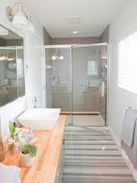 white bathroom design rectangular bathtub rocks resort inspired bath hlilith contemporary bathroom afterjpgrendhgtvcom