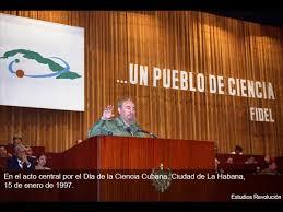 Día de la Ciencia Cubana | Fidel soldado de las ideas