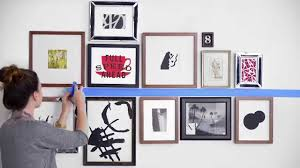 How To Hang Pictures On The Wall hang photos on wall - home design  minimalist