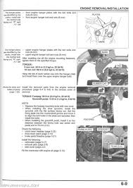 2007 Crf 230 Wiring Diagram Wiring Diagram Midoriva 2003 Honda Crf230f Service Manual
