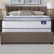 Serta Westview Super Pillowtop Queen size Mattress Set by Serta