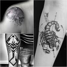 тату скорпион самые красивые тату скорпиона и их значения