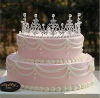 Cake Decorating Accessories Wholesale Wholesale Crown Cake Topper Buy Cheap Crown Cake Topper from 52