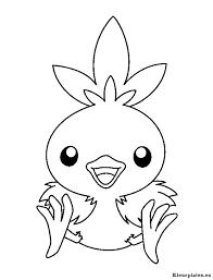Pokemon Kleurplaat 00211 Kleurplaat
