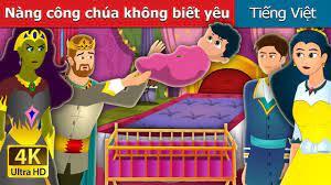 Kid viet nam 2 - Nàng công chúa không biết yêu | The Weightless Princess  Story | Truyện cổ tích việt nam