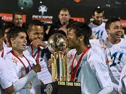 Santos Campeão da Recopa Sulamericana 2012