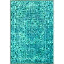 teal and green rug teal green bath rugs