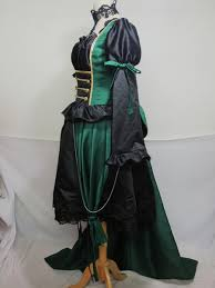 Black Butler Sieglinde Sullivan Green Witcn Lolita Dress Cosplay Costume Simple Anime Costume Homemade Cosplay Costumes From Lisacosplay 106 6