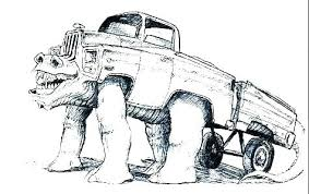 Free Truck Coloring Pages Free Truck Coloring Pages Monster Truck