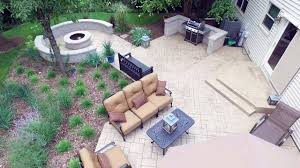 concrete patio designs with fire pit. Protect Concrete From Fire Pit Stamped Patio Designs Adding A To An Existing Will Portable Damage With
