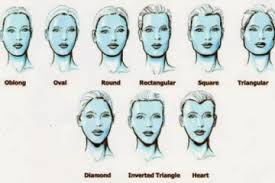 decide your makeup style for your face shape round long or square
