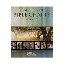Rose Book Of Bible Charts Maps And Timelines Bible Charts Volume 3 Hardback