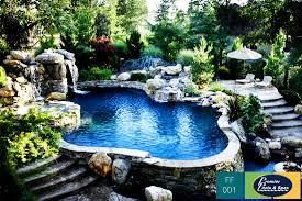 Freeform Swimming Pools Freeform Pool Designs