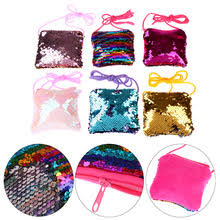 Модный кошелек для монет с блестками, <b>сумки для детей</b>, <b>мини</b> ...