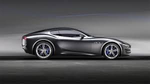 Maserati Auto Designer Alfieri Concept Car The Car Anticipating The Future Maserati