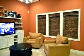 burnt orange and brown living room. Orange Burnt And Brown Living Room