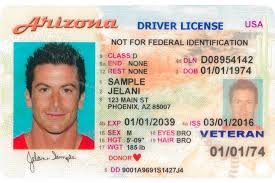 Look What Driver's An License Arizona Like Does