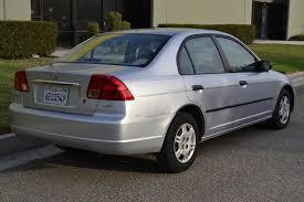 2001 Honda Civic Ex Sedan Review