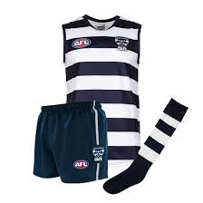 Jun 18, 2021 · geelong were too good for port adelaide last week and are now on the second line of betting in the afl premiership market, alongside their opponents this week the western bulldogs. Geelong Cats Kids Youths Afl Auskick Playing Pack Jumper Guernsey Shor