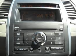 nissan maxima can you me the wiring diagram for the radio stereo this is what the radio should look like for a 08 maxima if you have a 08 maxima this radio you got won t work it s totally different