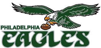 Retro philadelphia eagles Logos