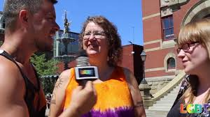 Atv video fredericton gay pride parade