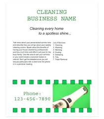 Free House Flyer Template Free House Cleaning Flyer Templates Printable Flyers Template Maker