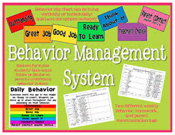 Clip Chart Behavior Management System Behavior Management Clip Chart System Behavior Management