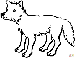 Small Picture Coyote 3 coloring page Free Printable Coloring Pages