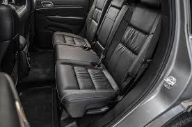 2016 jeep grand cherokee v6 limited back seats