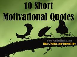 Short Encouraging Quotes Beauteous 48 Short Motivational Quotes