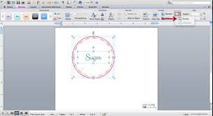 Video How To Make Pretty Labels In Microsoft Word Abby Lawson