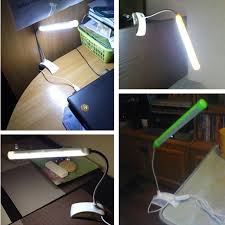 aifeng 5v usb led desk lamp with clip